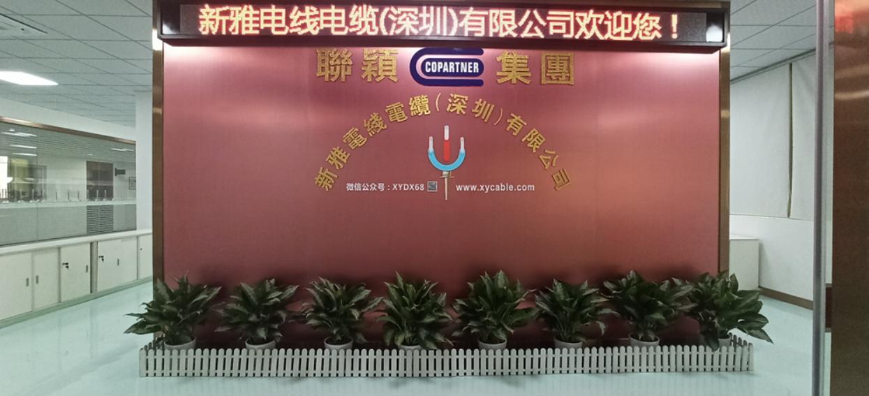 新雅电线电缆深圳有限公司